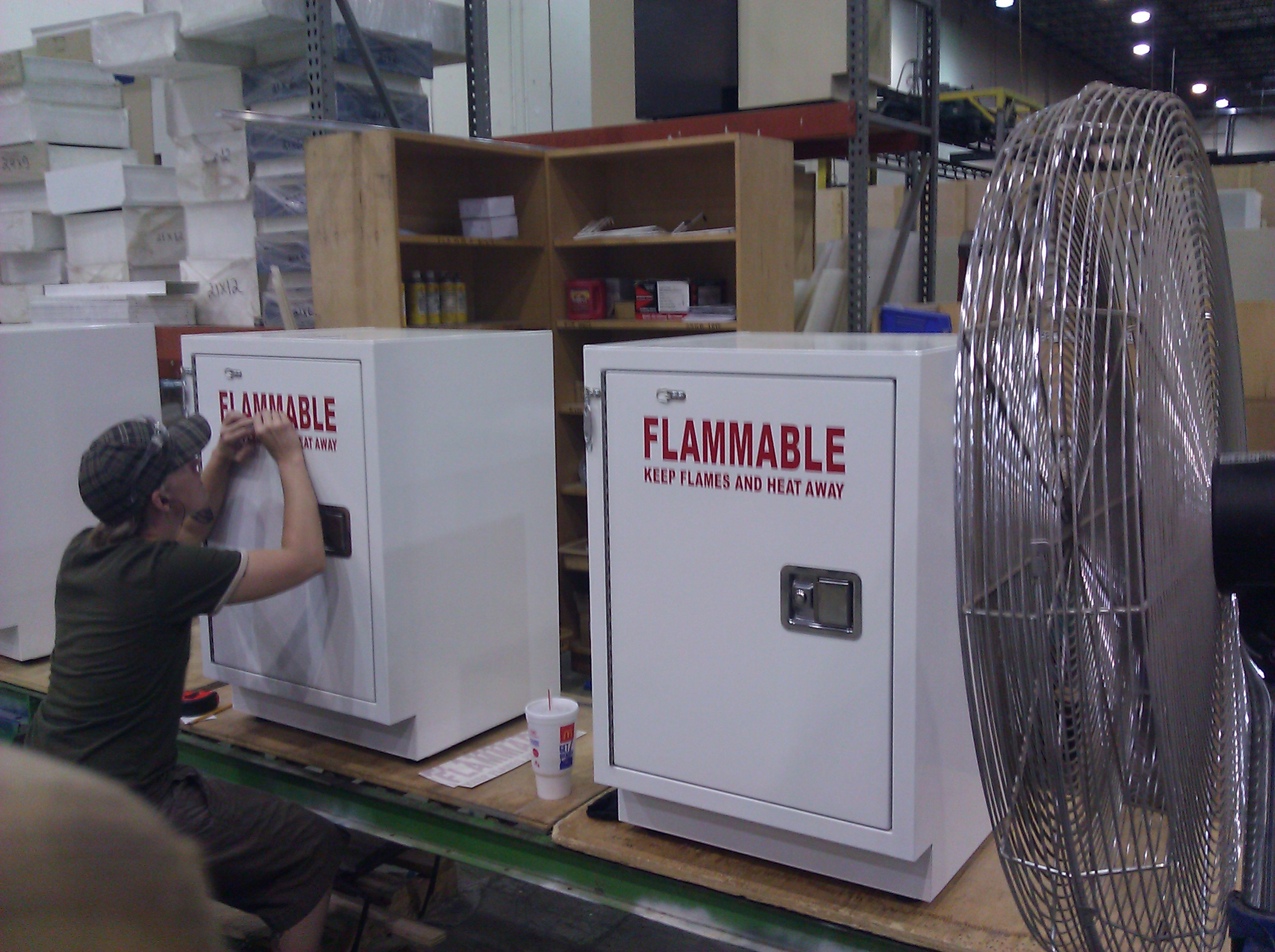 Ul Listed Flammable Storage Cabinet 2008 Creative