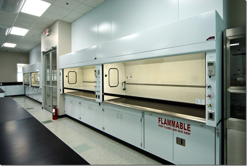 G3 Fume Hood Generation 2 2007 Creative Solutions