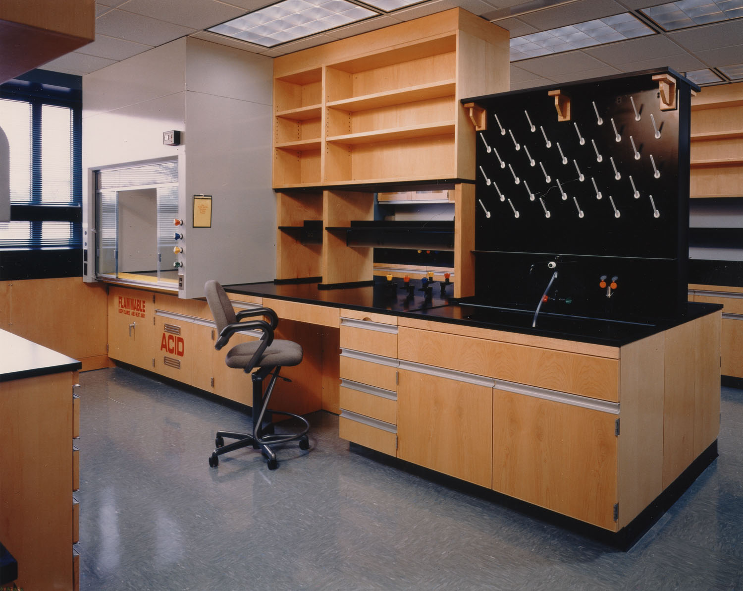 C3 Laboratory Millwork 2006 Creative Solutions